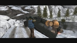Truck Driver 3D : Offroad Game : Trailer 2015