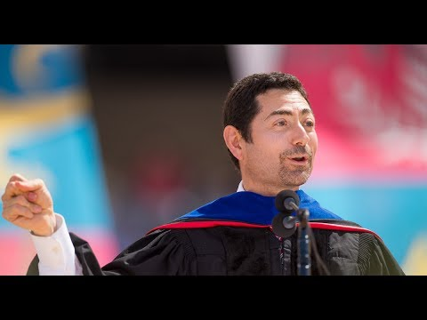 Stanford University 2017 Commencement Speech by Justice Mariano-Florentino Cuéllar