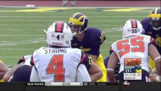 2015 Michigan Football Highlights v Oregon State