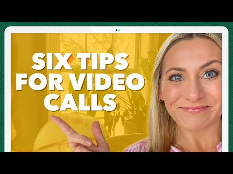How We Deal at Home: Top Tips for Video Calls