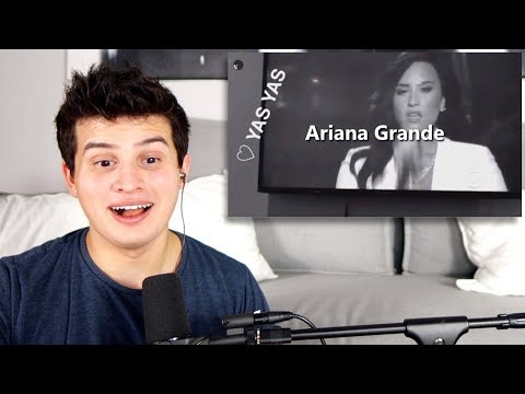 Vocal Coach Reacts to Demi Lovato (as Famous Singers React to Her)