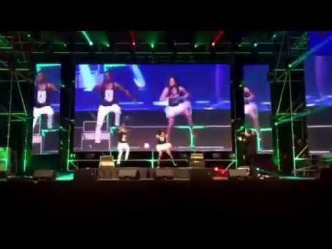 Blitz entertainment rotterdam / openingsshow