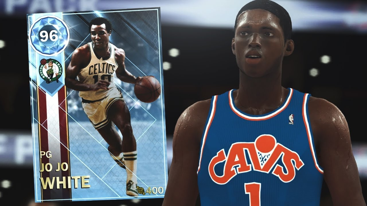 DIAMOND JO JO WHITE ONLINE DEBUT HISTORIC DOMINATION REWARD