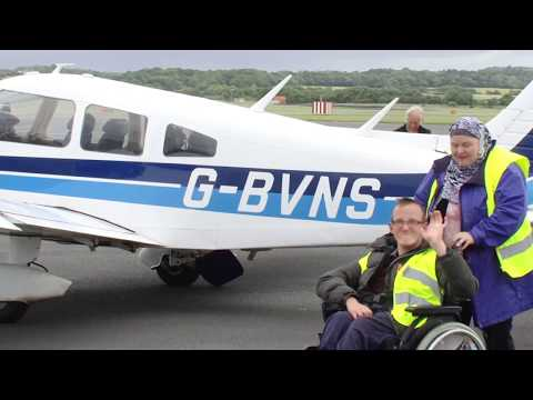 Aviation Without Borders Event Hosted at Prestwick