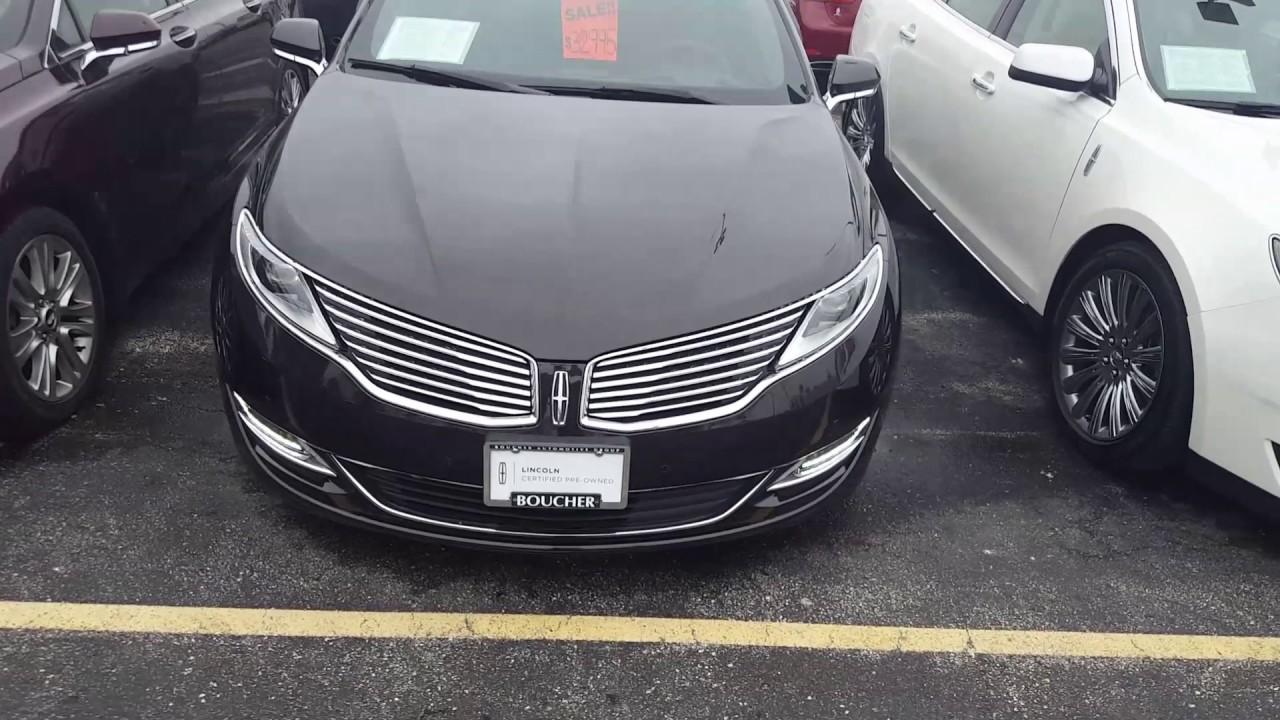 2015 Lincoln Mkz Black Label >> 2015 Lincoln Mkz Black Label