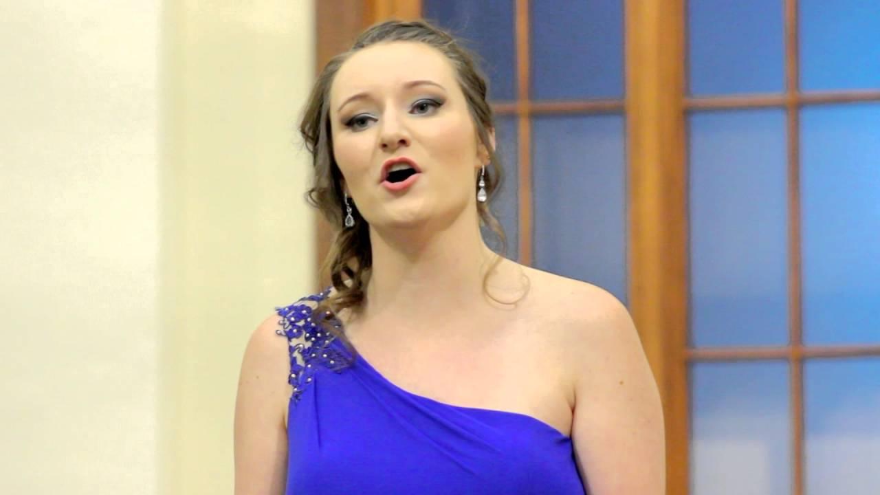 "Download ""O mio babbino caro"" from Gianni Schicchi: Giacomo Puccini - Kaylee Osborne, soprano"