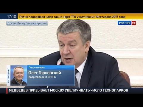 Худилайнен отправил правительство в отставку после выговора Путина