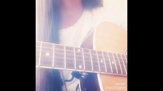 Chỉ đắng cay ở lại -Bảo Thy Guitar Cover