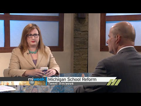 School Reform Office / Flint ends fed emergency period / Art Road