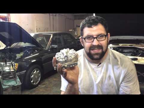 Mercedes Fuel Distributor 3 of 3.