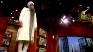 Guinness World Record: Longest Beard in the world- Sarwan Singh LIVE! with Regis and Kelly