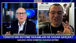 REZA ZARRAB (RIZA SARRAF) DAVASI'NIN EKONOMİK SONUÇLARI- PROF. DR. ELVAN AKTAŞ 12.12.2017