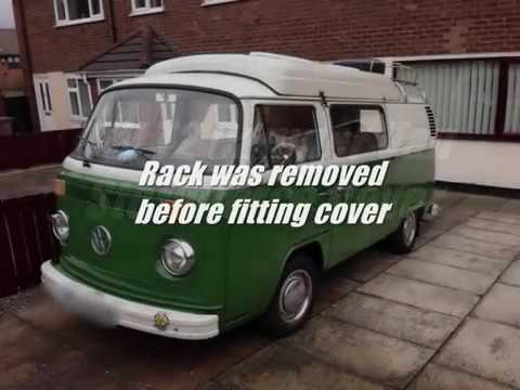 20c4cf4dd5 VW Camper Van Stormforce Car Cover - YouTube