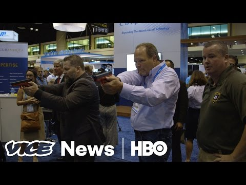 Before The TSA: Private Airport Security: VICE News Tonight on HBO (Full Segment)