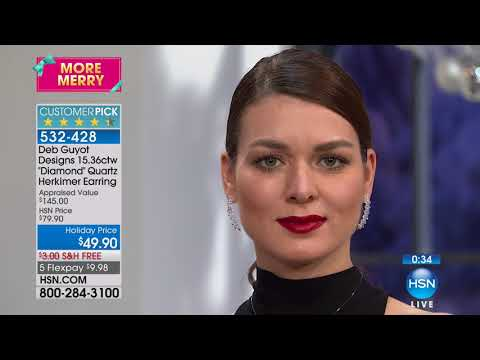 HSN | Jewelry Gifts with Colleen Lopez 12.12.2017 - 05 PM