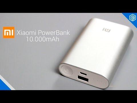 Nuevo Xiaomi Powerbank 10000mAh   El Mejor Powerbank Que Puedes Comprar