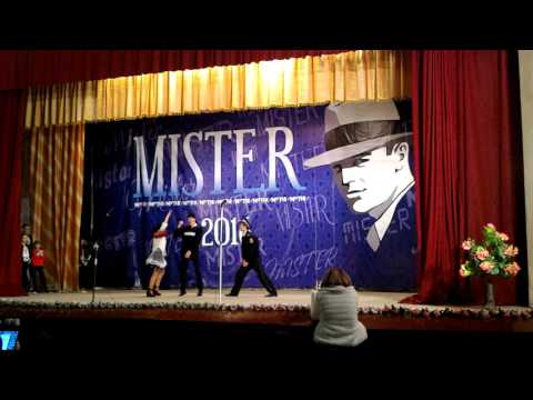 REZINA: Mister 2016 - Proba artistică (1)