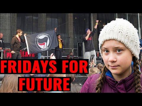Fridays For Future – Antifa greift an