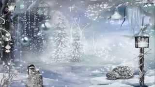 Зимние переходы-футажи