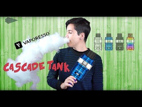 Vaporesso Cascade Tank / Revisión / Claromizador la Bestia!!!
