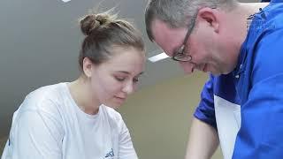 Как проходит обучение в Школе мастеров массажа
