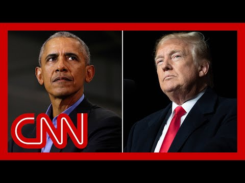 Donald Trump attacked Barack Obama over paying taxes in 2012
