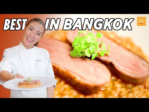 Unique Recipes: The Best Food in Bangkok by Chef Pam • Taste Show