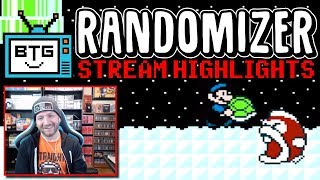 Super Mario Bros. 3 RANDOMIZER! [BTG STREAM HIGHLIGHTS #1]