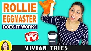 rollie Egg Master Review  Testing As Seen on TV Products