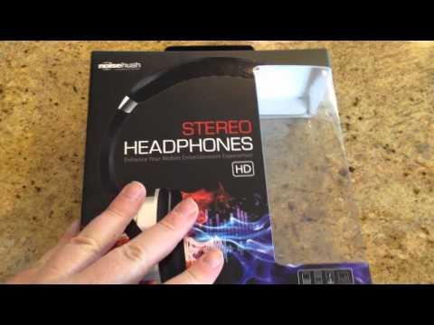 NoiseHush NX26 HD Stereo Headphones Review