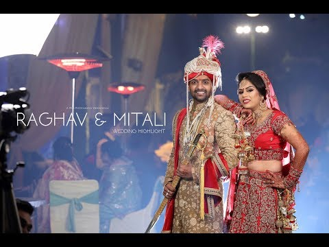 Raghav & Mitali | Wedding Highlight | PK'S Photography | +91-9019600004
