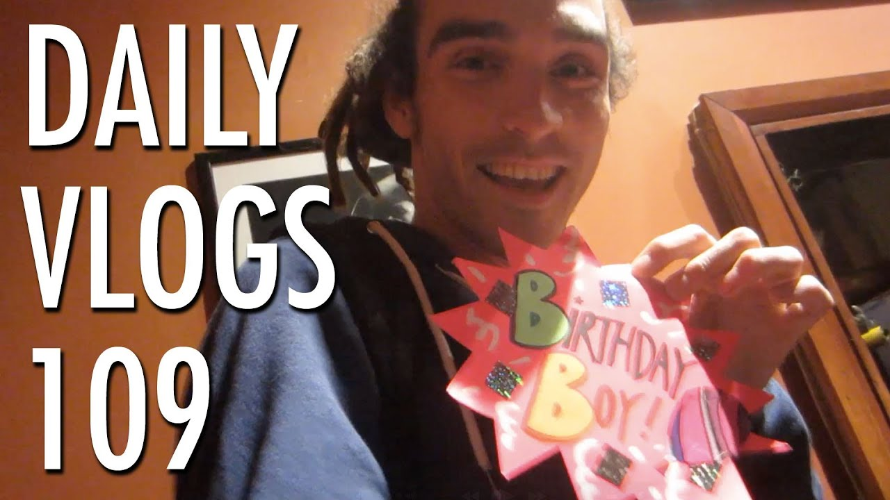 Bday Family Time | Louis Cole Daily Vlogs 109