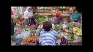 Gang Baru Pasar Akulturasi Tionghoa Jawa di Pecinan Semarang