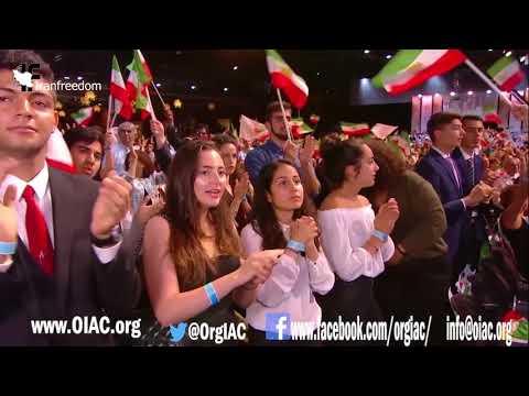 Paris Free Iran 2018 Grand Gathering