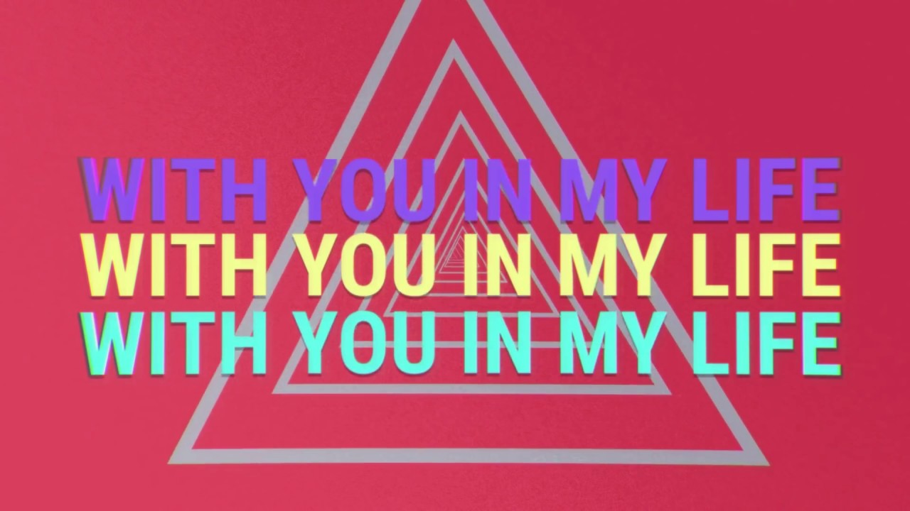 Tom Smith You In My Life Official Lyric Video Youtube