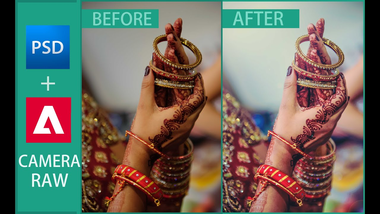 Indian Wedding Photography Post Production