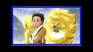 News Maiden Japan to Release Tibetan Dog Anime Film on Home Video With English Dub