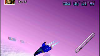 [TAS] Backwards F-Zero X Custom Track: Cold Planet 9 - Prelude
