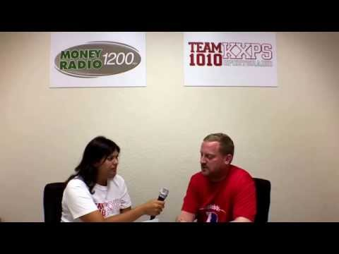 Brittany Siordia interviews Kevin Pillow of Prep Sports Weekly