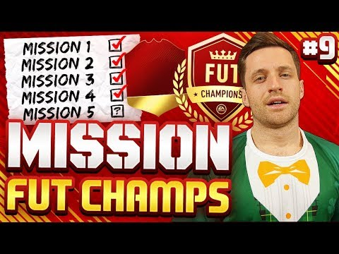 THE FINAL EPISODE! MISSION FUT CHAMPS #9 - FIFA 18 ULTIMATE TEAM