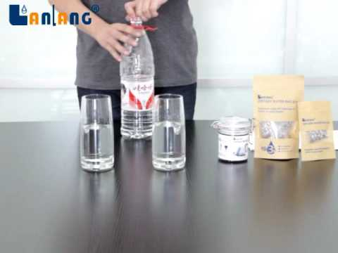 Alkaline Water  Maker  Antioxidant Alkaline Hydrogen Water Ceramic Balls Bag PH 9+