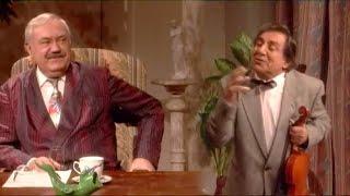 Dem Rădulescu şi Jean Constantin - Revelion 1996 (@TVR1)