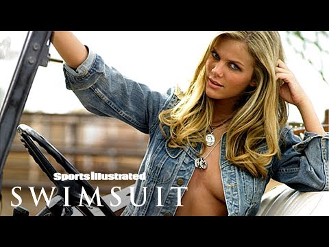 Brooklyn Decker Strips Down, Goes For A Wild Ride In Arizona  Sports Illustrated Swimsuit