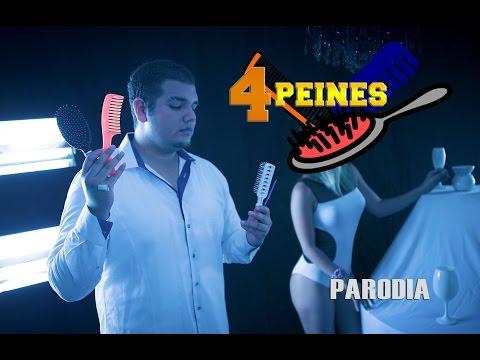 Parodia de Cuatro Babys - 4 PEINES - FRANDA - 2017