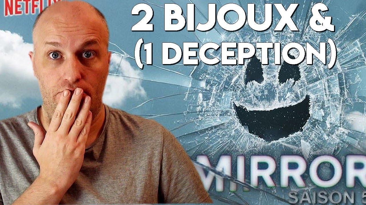 Download BLACK MIRROR - SAISON 5 - Critique !