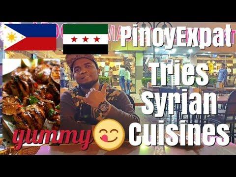 Aroos Damascus Syria Food Trip ( PinoyExpat )