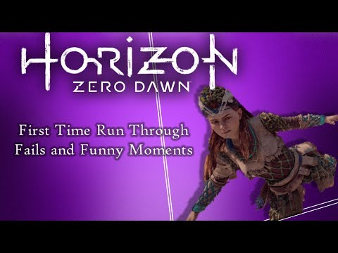 Horizon Zero Faux-Funny Moments