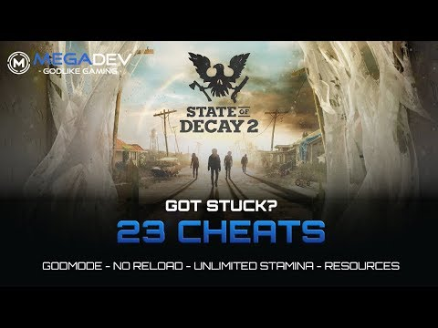 State of decay 2 cheats codes | State of Decay 2 Cheats