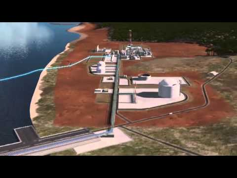 InnovWeek ENGIE - The Cameroon LNG project