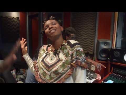 Yemi Alade x Sauti Sol - (Africa) Studio Session